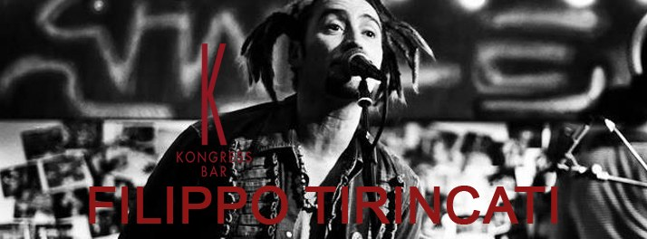 Live Musik mit Filippo Tirincanti
