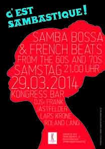 DJ Session mit C'est Sambastique
