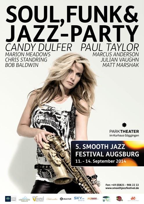 SMOOTH JAZZ FESTIVAL AUGSBURG 2014