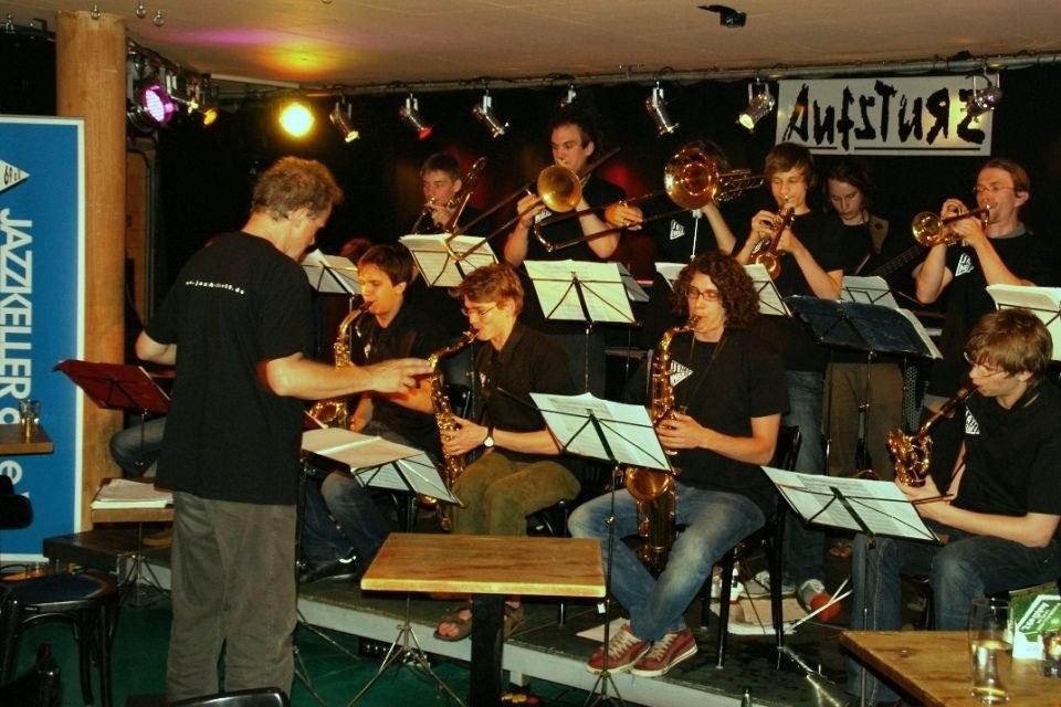 Berlin Jazz Composers Orchestra JayJayBeCe
