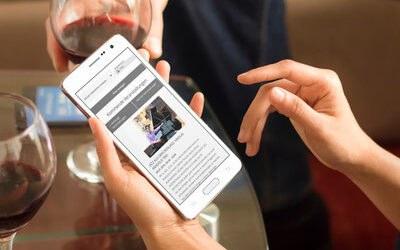 Treffpunkt Jazz auf Windows und Android Handys nutzen