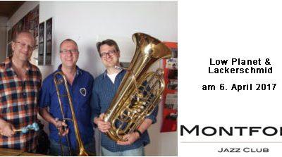 Low Planet  & Lackerschmid (SE, D)