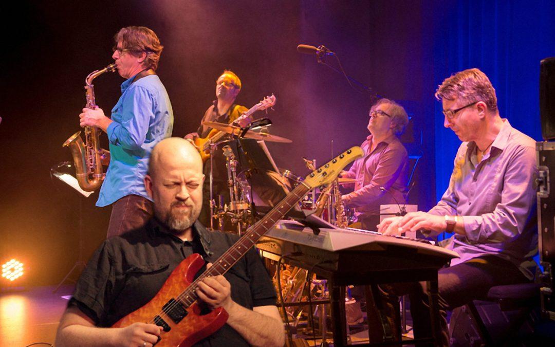 Jazz unter Palmen: Jazzbreath feat. Johan Öijen