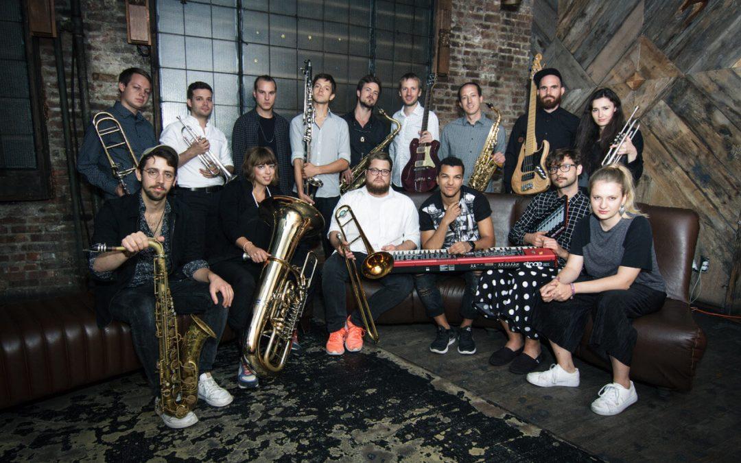 Jazzrausch Bigband – Dancing Wittgenstein