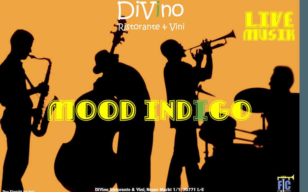 Mood Indigo – LiveJazz im DiVino Leinfelden