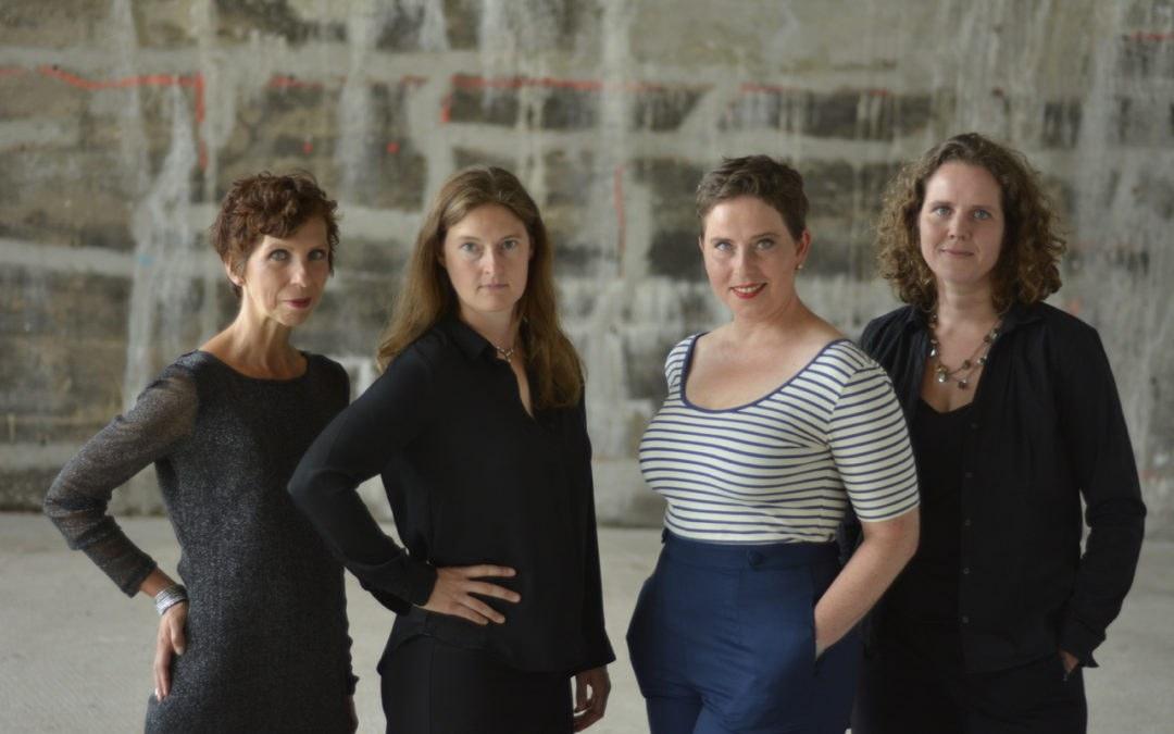 Jazz unter Palmen: Jazz Sisters Quartet