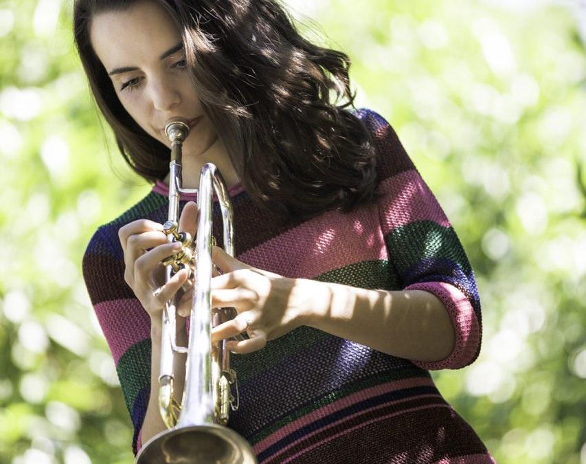 Jazz unter Palmen: Andrea Motis Quintet