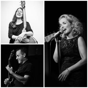 Jazz unter Palmen: Sandra Badal Trio