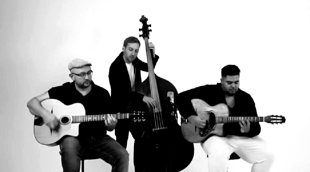 Jazz unter Palmen: Häfler Jazz Trio feat. Sandro Roy