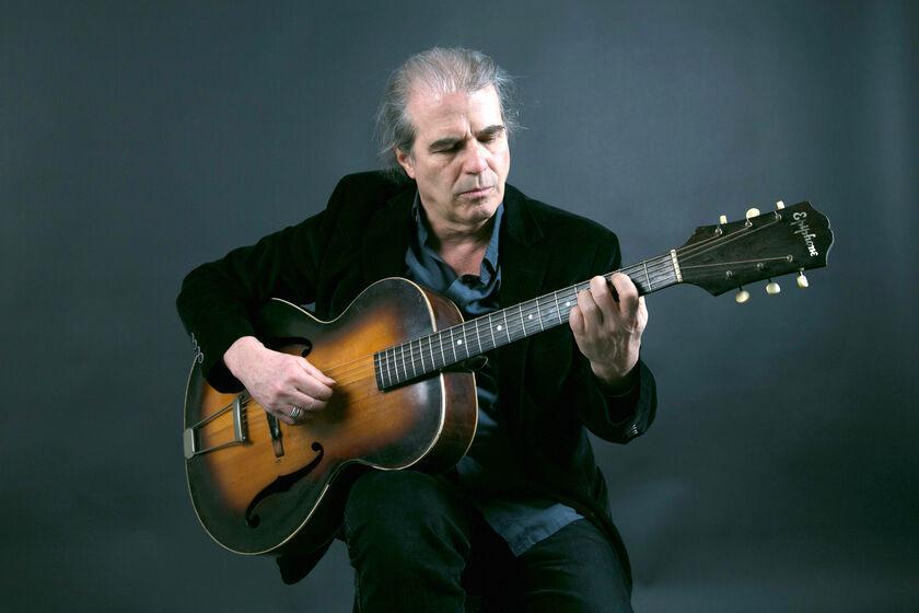 LIVE-STREAM – Geoff Goodman Quintet 'The Opposite of What'