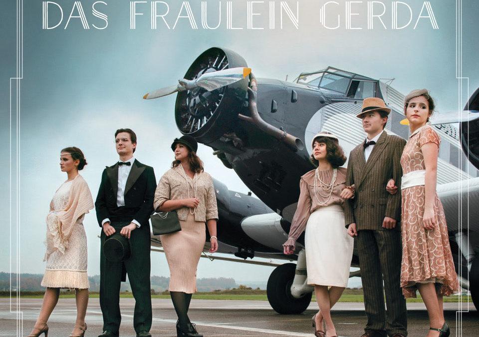 DAS FRÄULEIN GERDA – Swingtime und Deutsche Schlager aus den 20er- und 30er-Jahren
