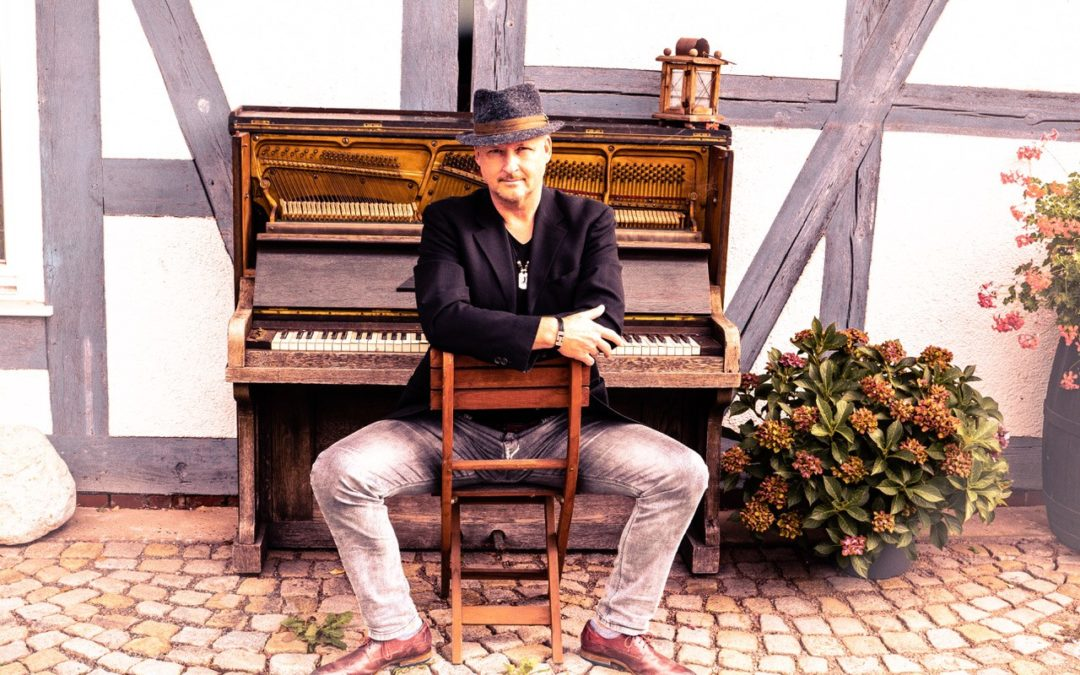 LIVESTREAM mit JAN LULEY – PIANO IN CONCERT