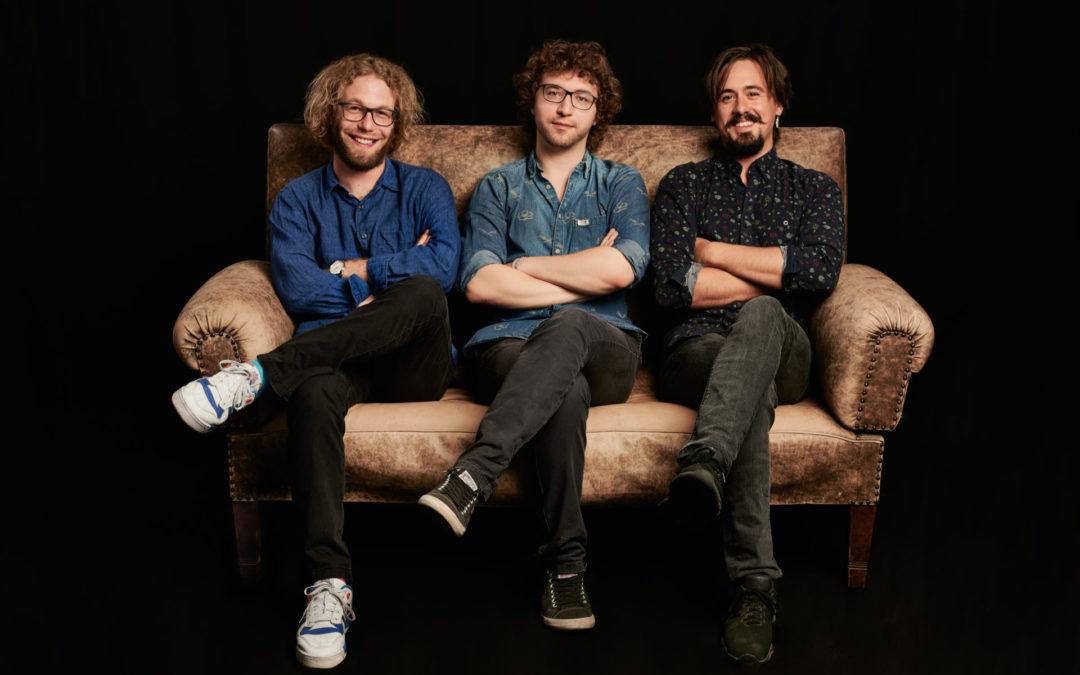 Live-Stream – Antoine Spranger Trio feat. Daniel Buch